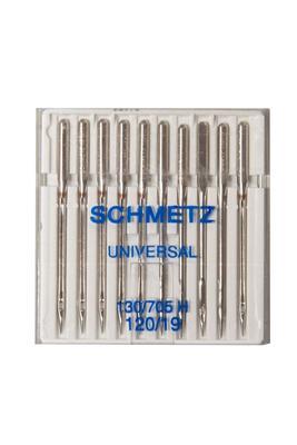 10 Stk. Nr. 120 Universal Nähmaschinennadeln Schmetz