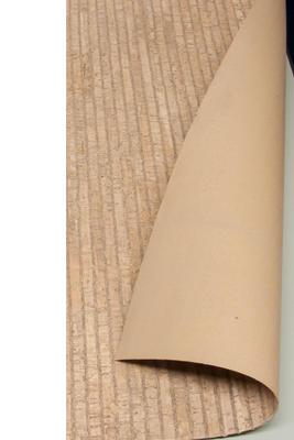 17 Naturkorkstoff breite 50x140cm