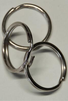 28 mm Schlüsselring