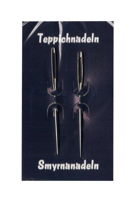 Teppichnadeln - Smyrnanadeln 2 Stk.