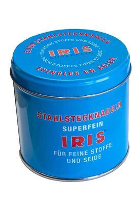 5000 Stahlstecknadeln IRIS Superfein