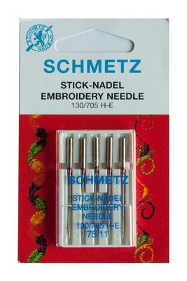 5 Schmetz Sticknadel 75/11