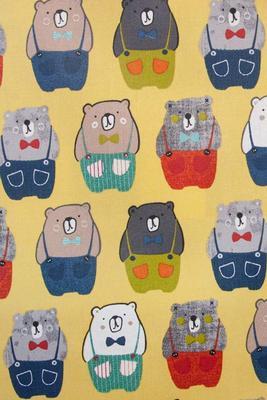 """""""Bären"""", Acryl- und Teflonbeschichtet, 180 g/m2"""