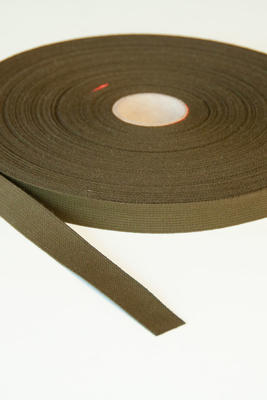 Baumwoll Gurtband 20 mm, 50 m Rolle
