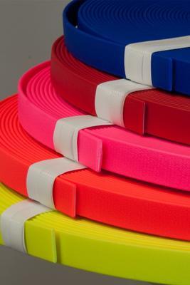 Biothane 13 mm, farbig, 30 m Rolle