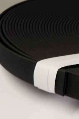 Biothane Meterware 13 mm, schwarz