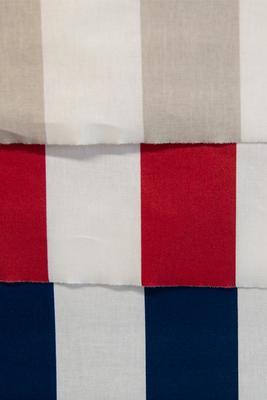 """""""Blockstreifen"""" Acryl- und Teflonbeschichtet, 180 g/m2"""