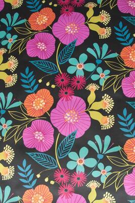"""""""Blüten"""", Acryl- und Teflonbeschichtet, 180 g/m2"""