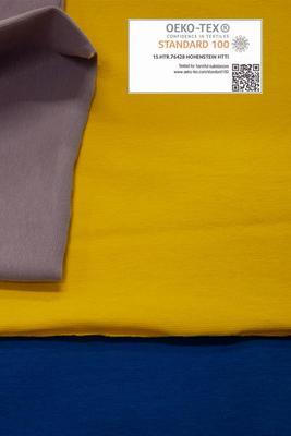 Bündchenstoff Schlauch Uni 46cm, Jersey