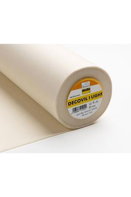 Decovil I Light 90cm, Meterware von Vlieseline