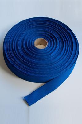 30 mm, Meterware, Blau, Einfassband