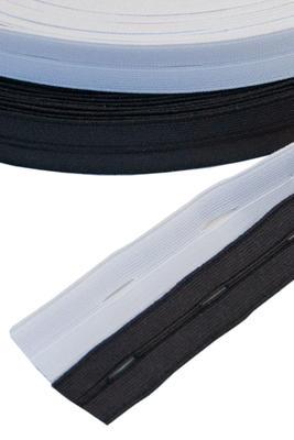 25 mm Elastisches Knopflochband