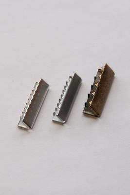 30 mm Gurtendstück für Gurtband, Metall