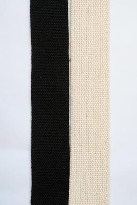 Hanffaser Gurtband 40 mm, Meterware