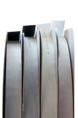 40 mm, 25 m Rolle, selbstklebend, Klettverschluss