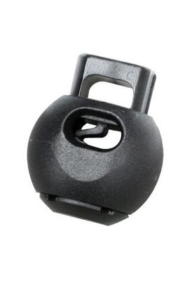 6 mm Kordelstopper, OVAL