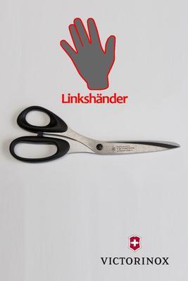 Linkshänderschere für Beruf und Haushalt, 21cm