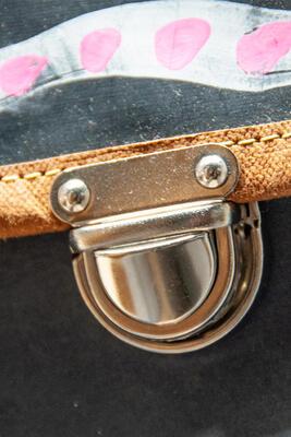 Mappenschloss / Steckschloss 30 mm