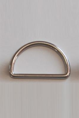 50 mm D-Ring Metall