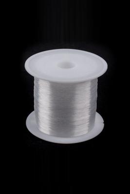 d= 0,18 mm, 80 m Spule, Nylonfaden