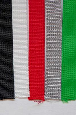 Polyester Gurtband 20 mm, Meterware