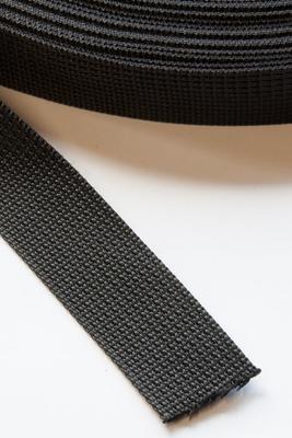 Polyester Gurtband 25 mm, Meterware