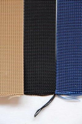 Polyester Gurtband 40 mm, Meterware