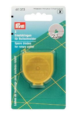 Prym Standardklinge für Rollschneider 28mm, 2 Stk.