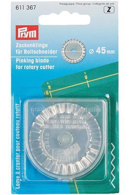 Prym Zackenklinge für Rollschneider 45mm