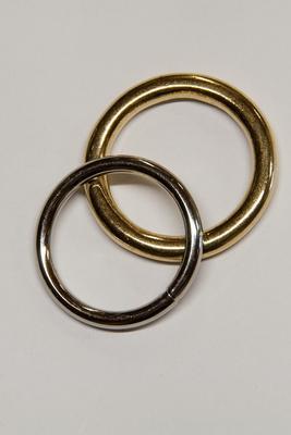 Ring 16 mm, geschweisst