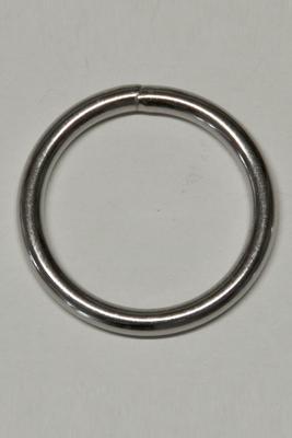 Ring 40 mm, Edelstahl