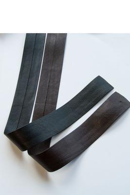 Schrägband 30 mm, Kunstleder