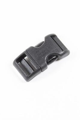 16 mm Steckschnalle, gebogen