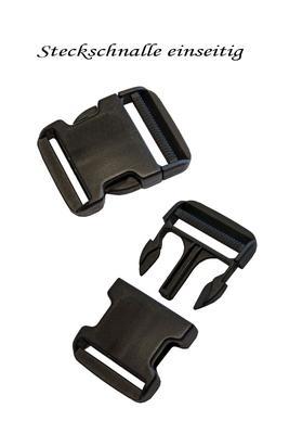 50 mm Steckschnalle, gebogen