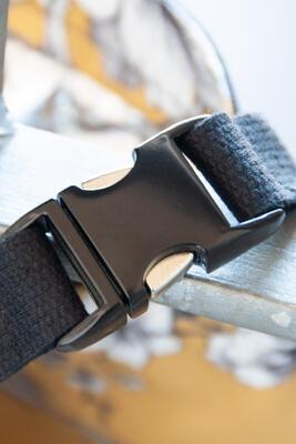 20 mm Steckschnalle Metall