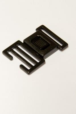 25 mm Steckschnalle für Latzhosen