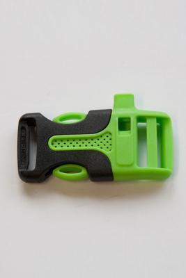 20 mm Steckschnalle mit Pfeife