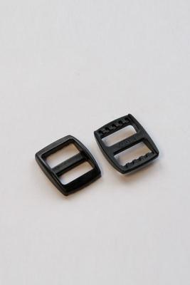 16 mm Stegschnalle Kunststoff