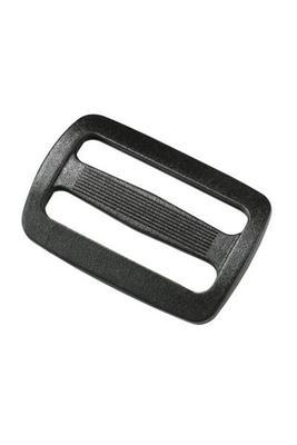 25 mm Stegschnalle Kunststoff