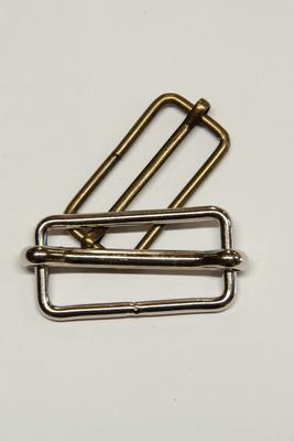 30 mm Stegschnalle Metall