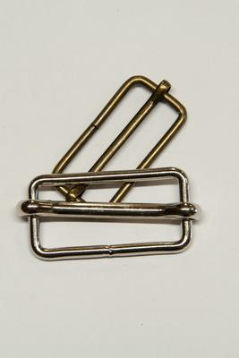 40 mm Stegschnalle Metall