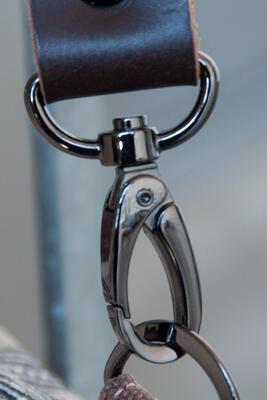 25 mm Taschen-Karabinerhaken