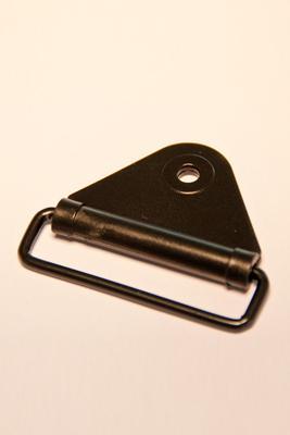 50 mm Triangel mit Trägerschnalle (Plastik/Metall)