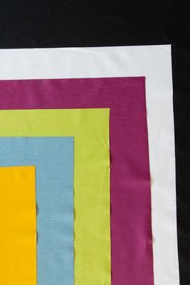 Uni Baumwolle beschichtet, 180 g/m2