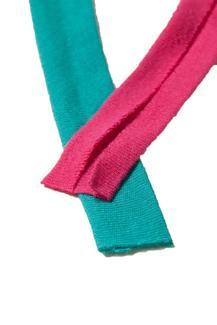 Schrägband 40 mm/20 mm, Jersey, 100 % Baumwolle, Meterware